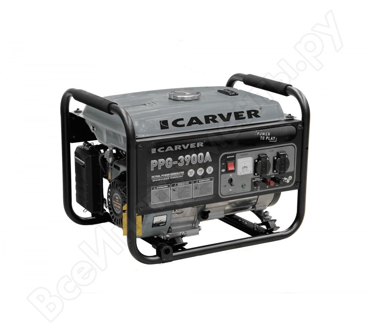Генераторы Carver