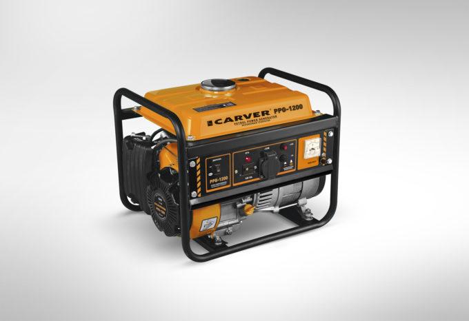 Generator_CARVER_PPG-1200