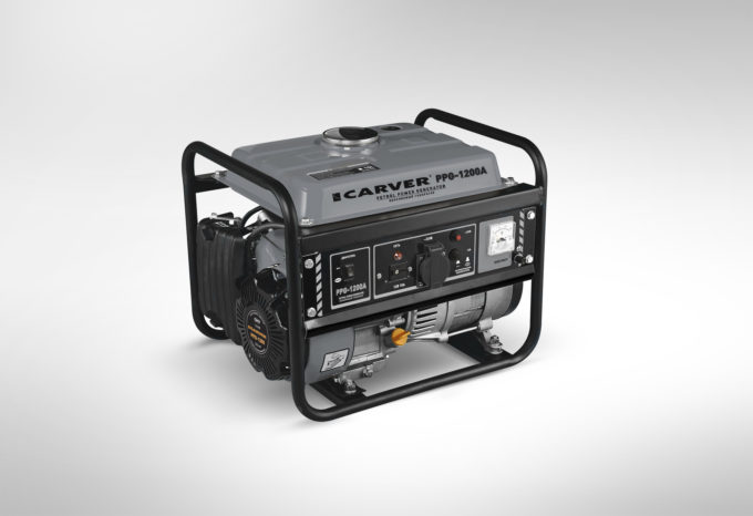 Generator_CARVER_PPG-1200A