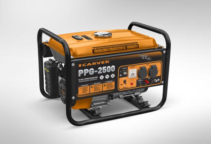 Generator_CARVER_PPG-2500