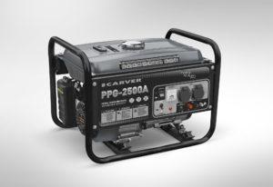Generator_CARVER_PPG-2500A