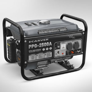 Generator_CARVER_PPG-2500A