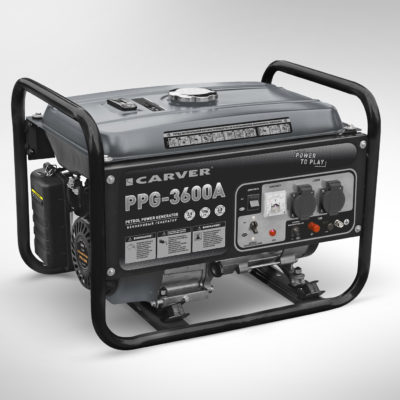 Generator_CARVER_PPG-3600A