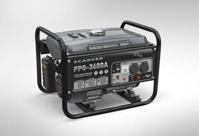 Generator_CARVER_PPG-3600A