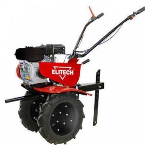 мотоблок elitechKB400pro