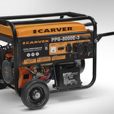 Generator_Carver PPG-8000E-3
