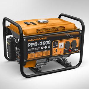 Generator_CARVER_PPG-3600